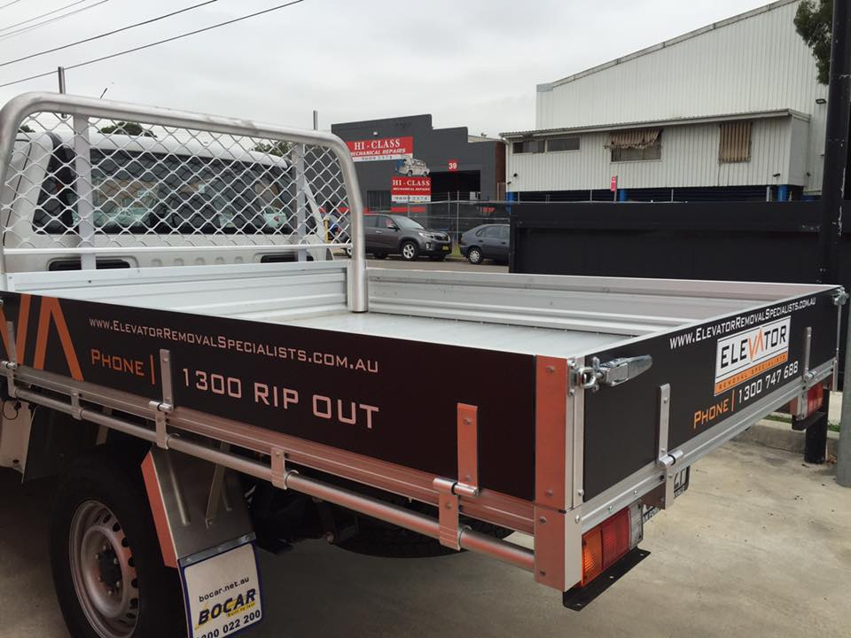Global Signs - Where can you global signs -get custom vehicle graphics in Sydney
